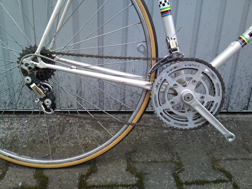 Alte Räder/Rahmen/Teile: Biete [Archiv] - Seite 13 - Tour Magazin Forum
