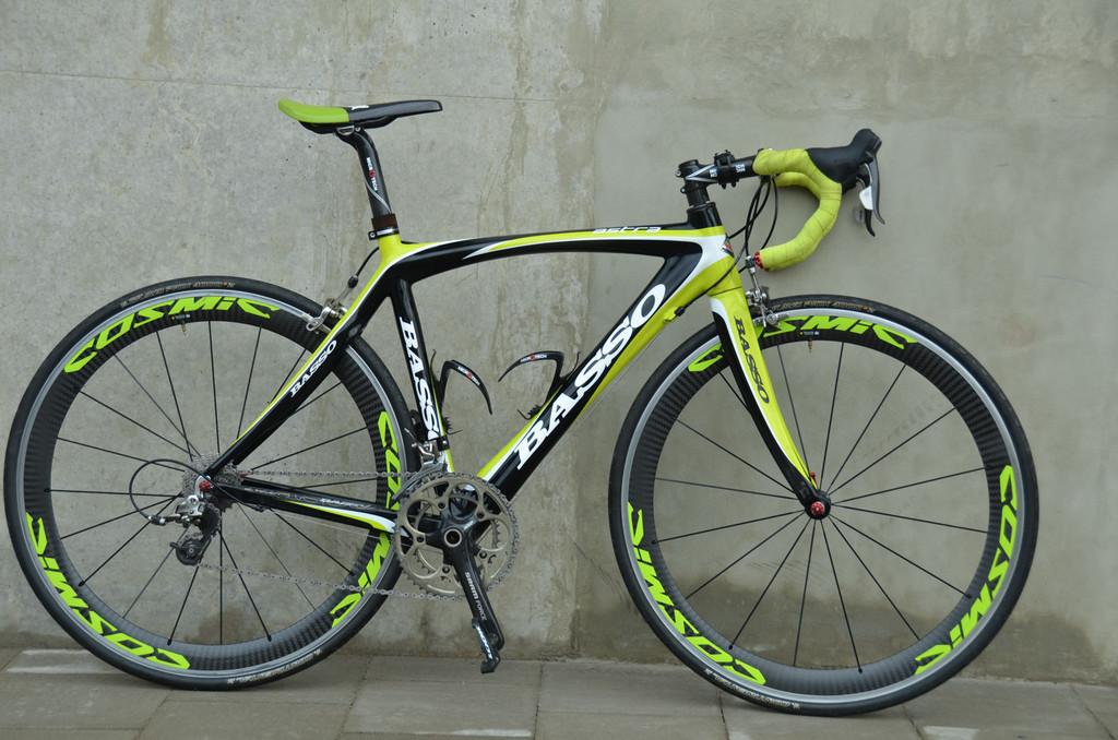 Rahmengröße von Basso | Rennrad-News.de